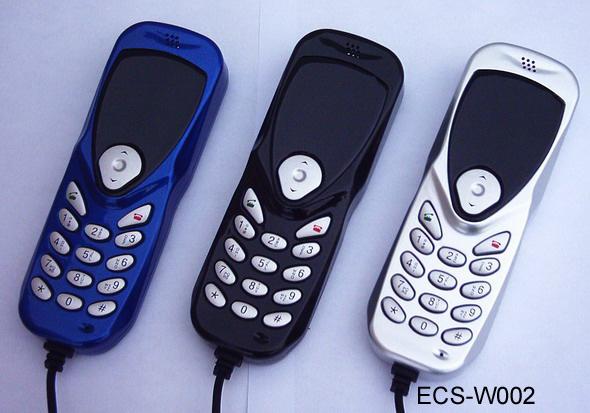 USB Phone ECS-W002